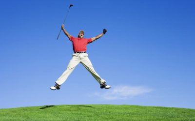 Golf är friskvård!