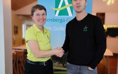 Åkersberga Golfklubb utökar på tränarsidan!