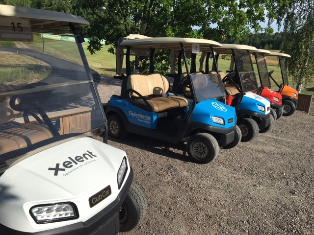 Golfbilspartner 2021